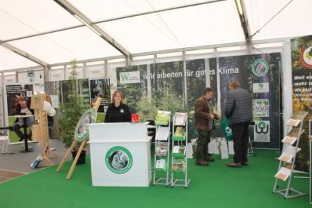 Der Waldbauernverband auf den DLG-Waldtagen 2019